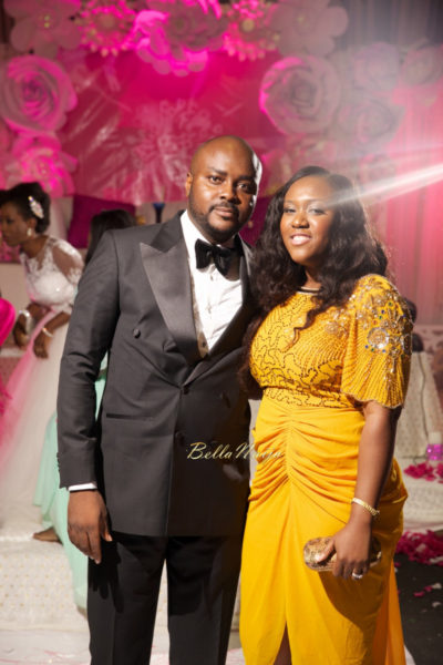 Sisi Yemmie & Bobo Yemi | My Big Nigerian Wedding | Lagos Nigerian Yoruba Itsekiri | BellaNaija 020