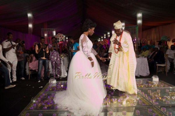 Sisi Yemmie & Bobo Yemi | My Big Nigerian Wedding | Lagos Nigerian Yoruba Itsekiri | BellaNaija 024