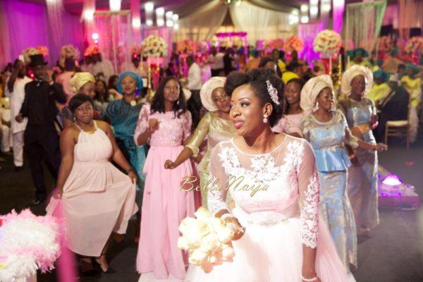 Sisi Yemmie & Bobo Yemi | My Big Nigerian Wedding | Lagos Nigerian Yoruba Itsekiri | BellaNaija 025