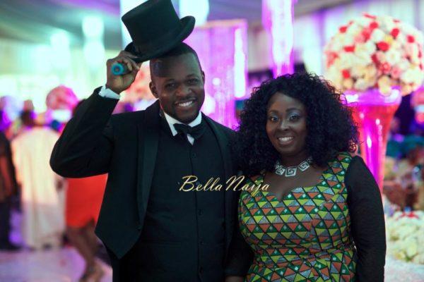 Sisi Yemmie & Bobo Yemi | My Big Nigerian Wedding | Lagos Nigerian Yoruba Itsekiri | BellaNaija 043