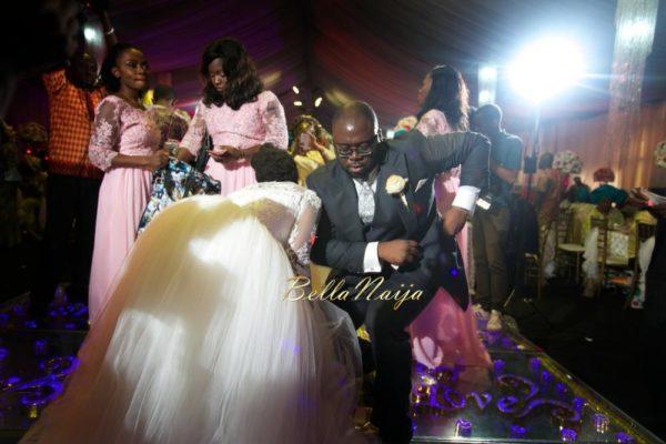 Sisi Yemmie & Bobo Yemi | My Big Nigerian Wedding | Lagos Nigerian Yoruba Itsekiri | BellaNaija 046