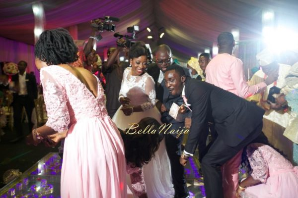 Sisi Yemmie & Bobo Yemi | My Big Nigerian Wedding | Lagos Nigerian Yoruba Itsekiri | BellaNaija 047