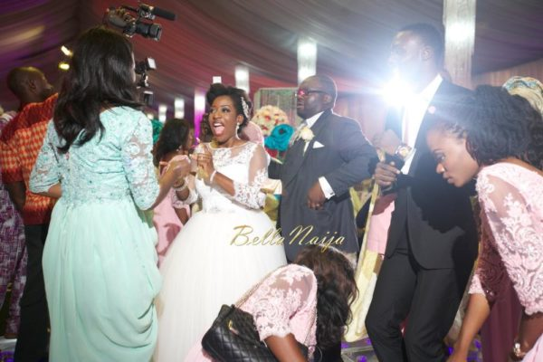 Sisi Yemmie & Bobo Yemi | My Big Nigerian Wedding | Lagos Nigerian Yoruba Itsekiri | BellaNaija 048
