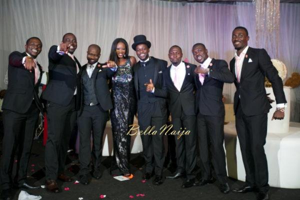 Sisi Yemmie & Bobo Yemi | My Big Nigerian Wedding | Lagos Nigerian Yoruba Itsekiri | BellaNaija 049