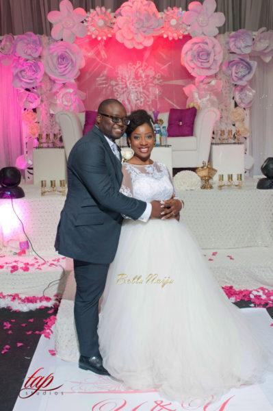 Sisi Yemmie & Bobo Yemi | My Big Nigerian Wedding | Lagos Nigerian Yoruba Itsekiri | BellaNaija 059