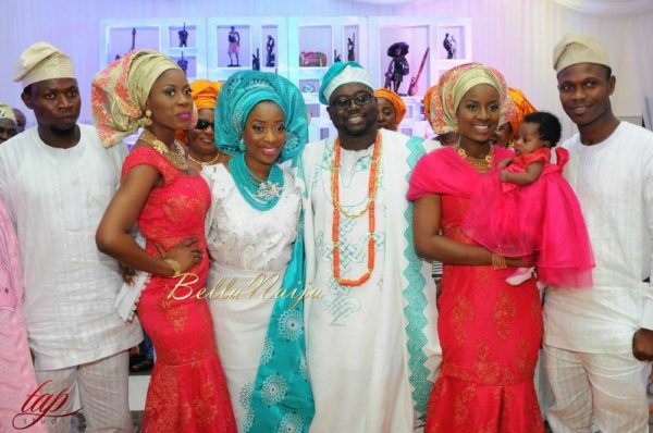 Sisi Yemmie's Traditional Wedding - July 2014 - BN Weddings - BellaNaija.com 01 (1)