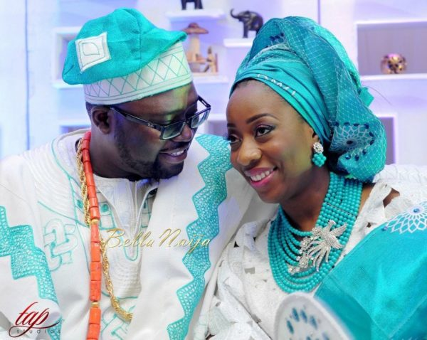 Sisi Yemmie's Traditional Wedding - July 2014 - BN Weddings - BellaNaija.com 01 (2)