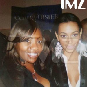 Solange Knowles & Alleged Baby Mama - July 2014 - BellaNaija.com 01