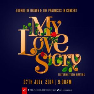 Sounds of Heaven and The Psalmist in Concert - Bellanaija - July2014