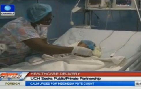 Surgery on 7-Month Baby - July 2014 - BN News - BellaNaija.com 01