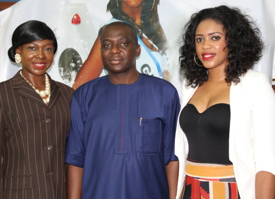 Susan Peters at Miss Intercontinental Press Conference - July 2014 - BellaNaija.com 02