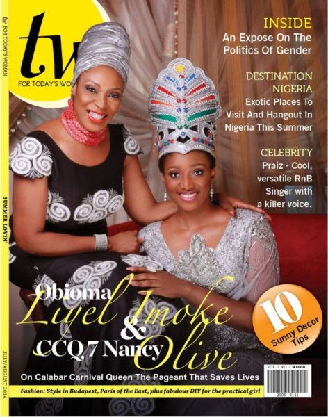 TW Magazine's July_August 2014 Issue - July 2014 - BellaNaija.com 01004