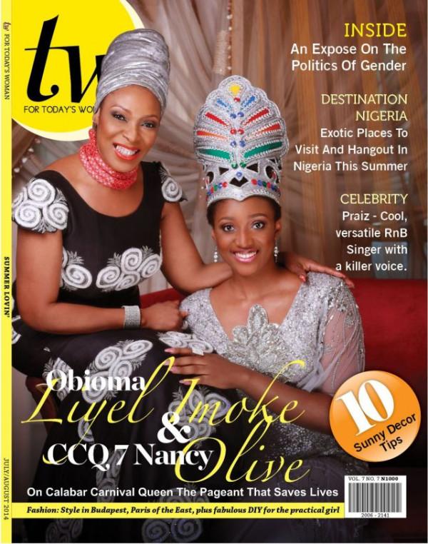 TW Magazine's July_August 2014 Issue - July 2014 - BellaNaija.com 01004