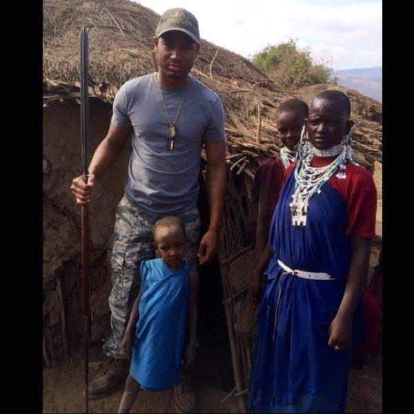 Terrence Jenkins in Tanzania - July 2014 - BellaNaija.com 013