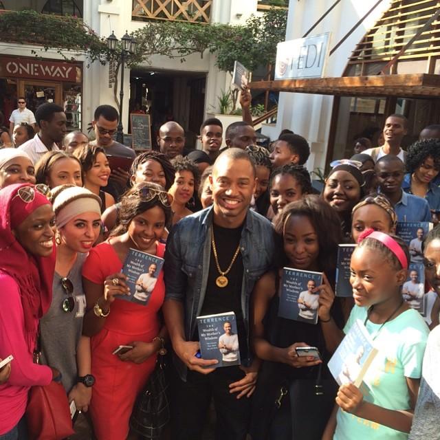 Terrence Jenkins in Tanzania - July 2014 - BellaNaija.com 02