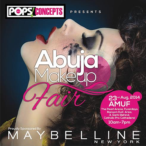 The Abuja Makeup Fair by Pops Concepts - Bellanaija - July2014