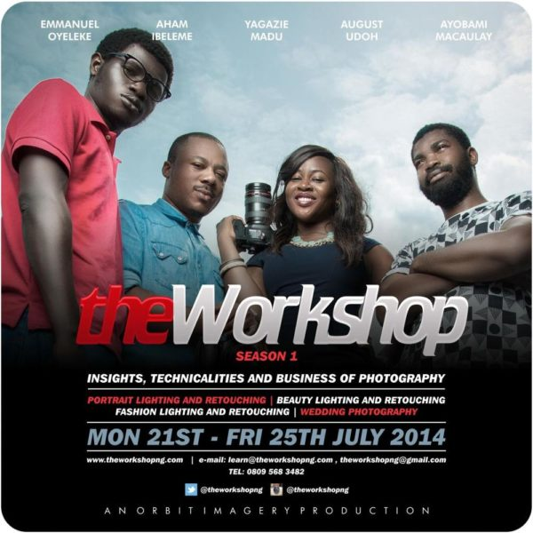 The Workshop Season 1 - bellanaija - July2014