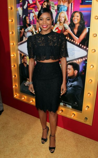 Gabrielle Union in Dolce & Gabbana