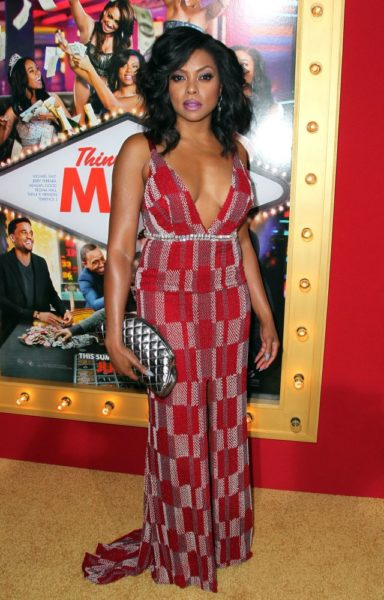 Taraji P. Henson in Kayat Fall