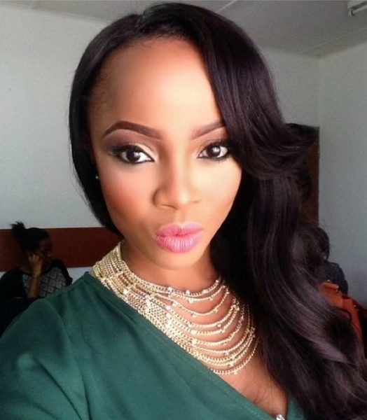 Toke Makinwa - July 2014 - BN Movies & TV - BellaNaija.com 01