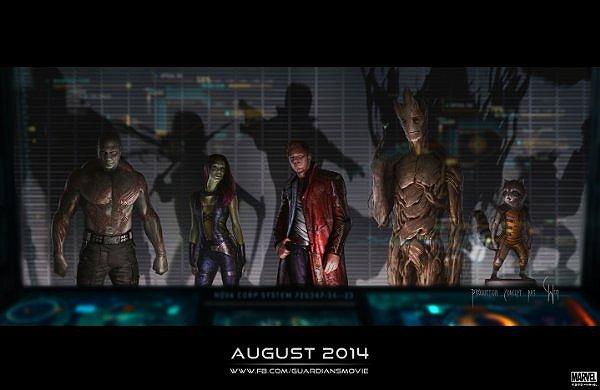 Tripican Presents Guardians of the Galaxy - BellaNaija - July - 004