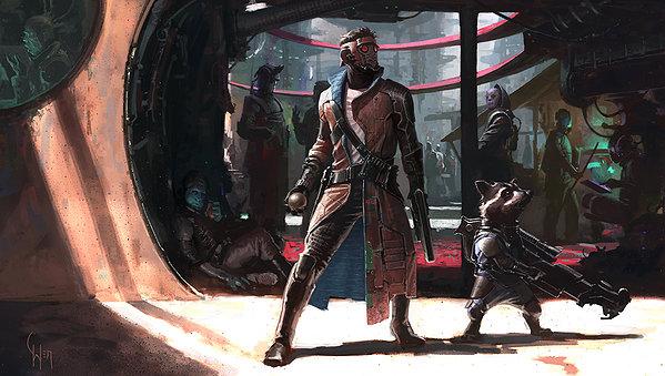 Tripican Presents Guardians of the Galaxy - BellaNaija - July - 006