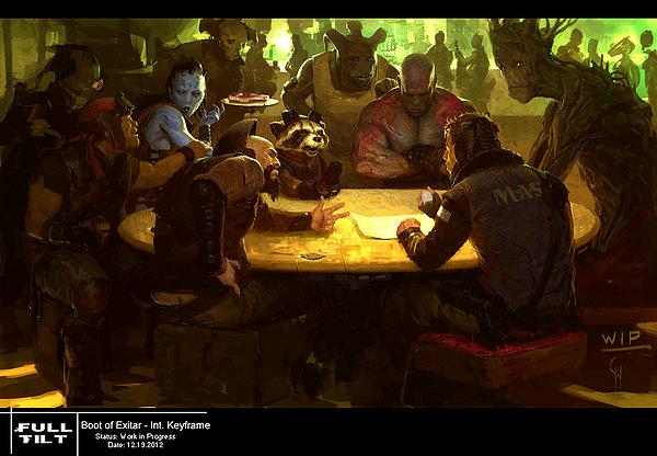 Tripican Presents Guardians of the Galaxy - BellaNaija - July - 007