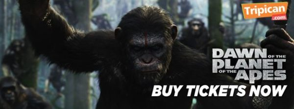Tripican presents Dawn of the Planet of the Apes - Bellanaija - July2014001