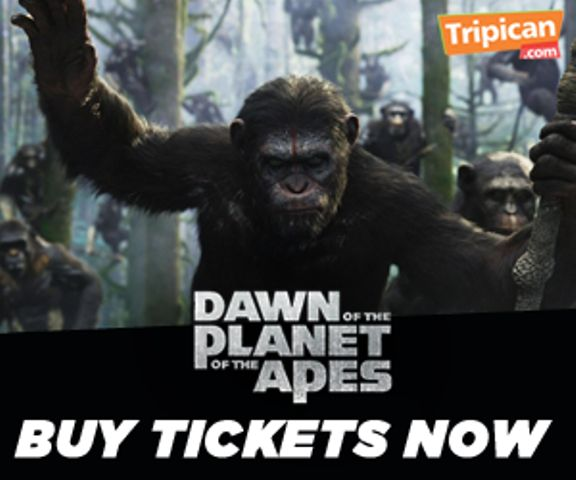 Tripican presents Dawn of the Planet of the Apes - Bellanaija - July2014009