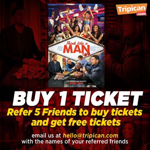 Tripican.com presents Think Like A Man Too - Bellanaija - July20140018