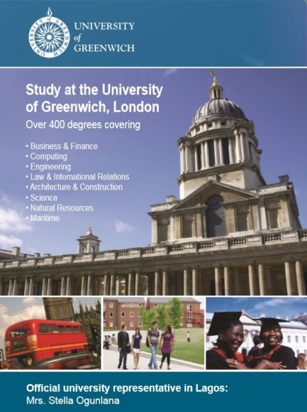 University of Greenwich - Bellanaija - July2014