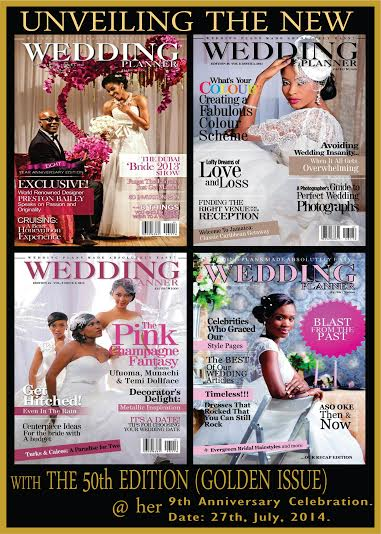 Unveiling the New Wedding Planner - Bellanaija - July2014