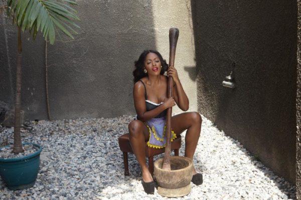 Waje's Onye Music Video - July 2014 - BN Music - BellaNaija.com 01 (12)