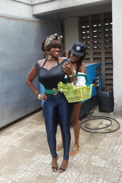 Waje's Onye Music Video - July 2014 - BN Music - BellaNaija.com 01 (14)