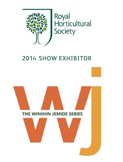 Winihin Jemide Series Royal Horticultural Society 2014 Show Exhibitor - Bellanaija - July2014