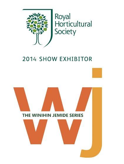 Winihin Jemide Series Royal Horticultural Society 2014 Show Exhibitor - Bellanaija - July2014