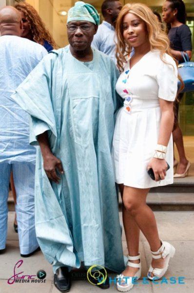 Olusegun Obasanjo & Eccentrik