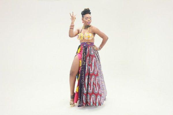 Yemi Alade's Tangerine - July 2014 - BellaNaija.com 01001