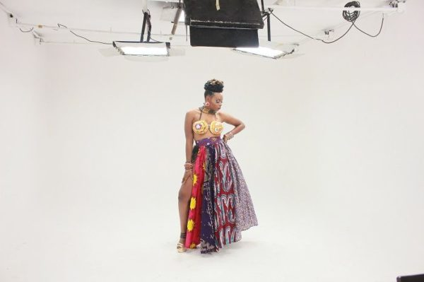 Yemi Alade's Tangerine - July 2014 - BellaNaija.com 01008