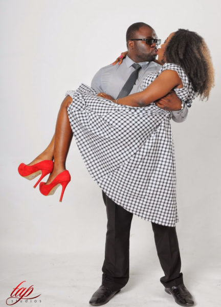 Yemisi Aiyedun - Sisi Yemmie Pre-Wedding Shoot 3
