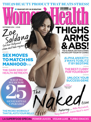 Zoe Saldana - July 2014 - BN Body - BellaNaija.com 03