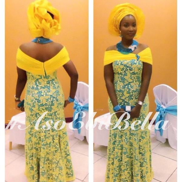 asoebibella aso ebi asoebi 2014 styles @laideoj in @ttfabrics