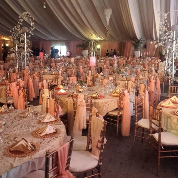 dr sid wedding decor