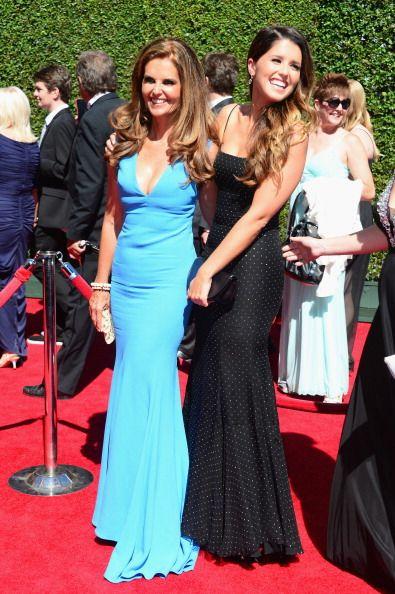 Maria Shriver & Katherine Schwarzenegger