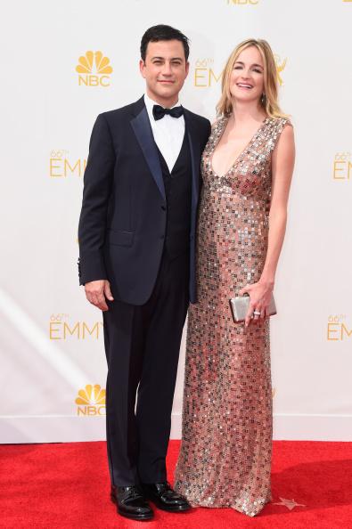 Jimmy Kimmel & Moll McNearney