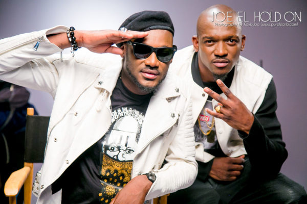 2Face Idibia & Joe El - August 2014 - BellaNaija.com 01