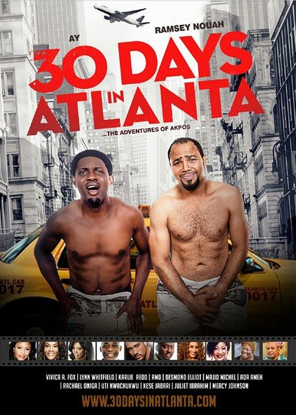 30 Days in Atlanta - August 2014 - BN Movies & TV - BellaNaija,com 01