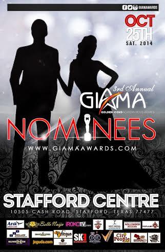 3rd Annual GIAMA Nominees List - Bellanaija - August2014