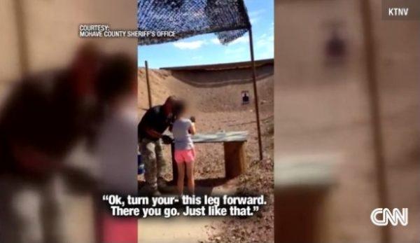 9 year old girl kills instructor by mistake BellaNaija