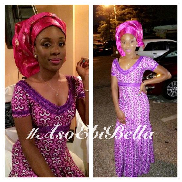 @mizunpr3dyctabl3, makeup by @n3nina.aso ebi bella, asoebi,